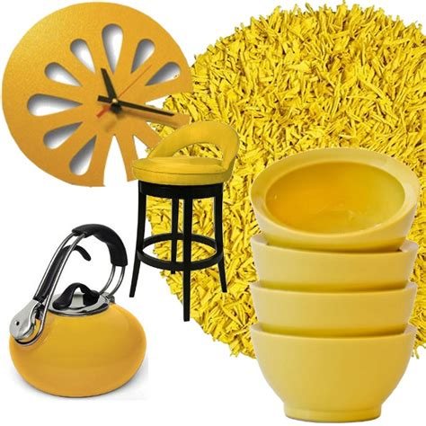 yellow kitchen items yellow kitchen decor from overstock kitchen items