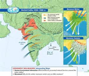 Map Of Ancient India by Ancient India 2500 1500 B C Maps Pinterest India