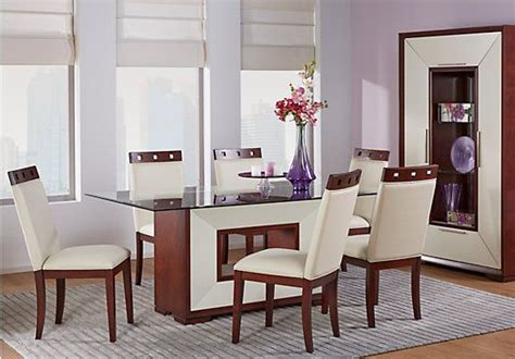 sofia vergara kitchen table shop for a sofia vergara savona 5 pc pedestal dining room