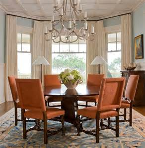 Dining Room Curtains Ideas Bay Window Curtains Ideas For Privacy And Homestylediary