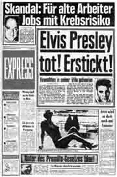 wann ist elvis geboren und gestorben elvis tod am 16 08 1977
