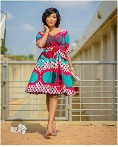 ankara new gown style latest ankara gown styles 2017 for ladies