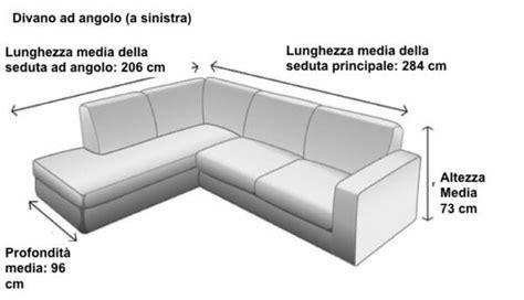misure divano ad angolo divani ad angolo dimensioni vantaggi materiali ed