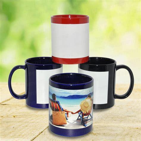 promotional custom 11oz sublimation color changing magic coffee mug porcelain ceramic mugs view custom mugs and personalized mugs 11oz sublimation magic