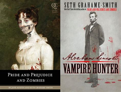 themes in pride and prejudice and zombies tim burton to produce abraham lincoln vire slayer plus
