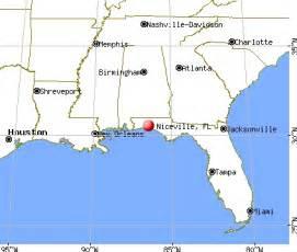 where is niceville florida on a map niceville fl niceville florida