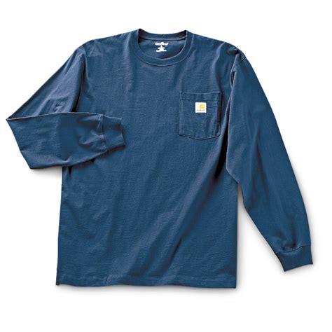 Sleeved Pocket T Shirt carhartt sleeved pocket t shirt 209316 t shirts at