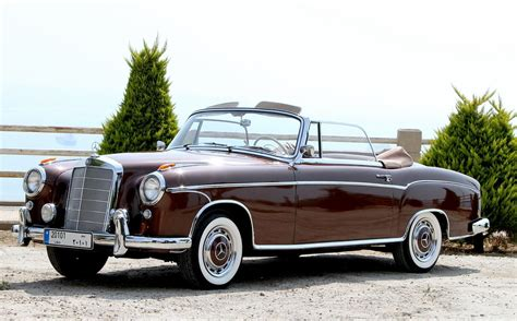 1957 mercedes 220s raffoul traboulsy s 1957 mercedes type 220s cabriolet