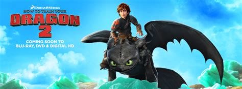 film with cartoon dragon how to train your dragon 2 coming to dvd and blu ray on