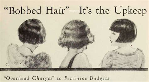 1920s Bob Hairstyles by 1920s Hairstyles The Bobbed Hair Phenomenon Of 1924