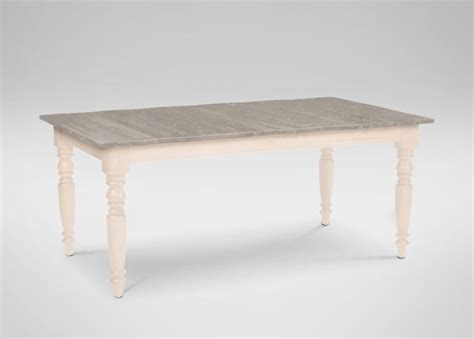 large miller dining table ethan allen us dining rooms miller large rustic dining table ethan allen would