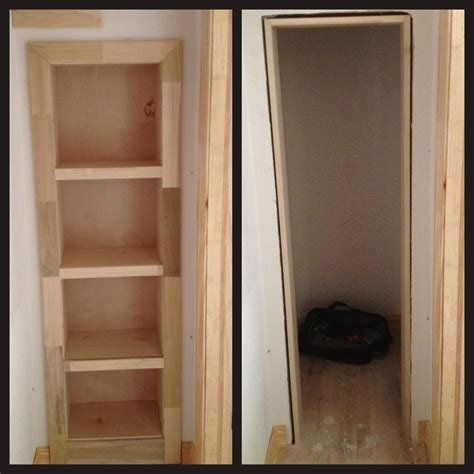 behind the door bookcase closet hidden door plans pilotproject org