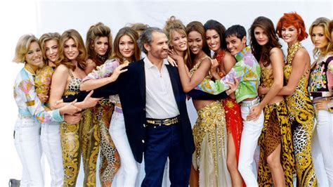 Ten Years On Pay Tribute To Gianni Versace by Manila Speak Gianni Versace Tribute Collection