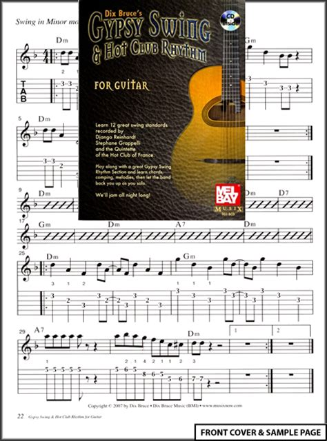 swing to the rhythm of love chords gypsy swing hot club rhythm for guitar tab cd django ebay