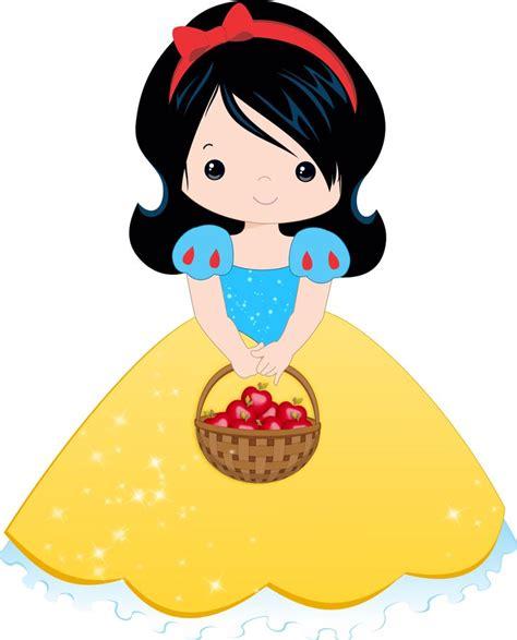 clipart neve branca de neve lil ppl snow white birthday disney