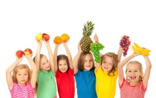 Fruits and vegetables kids love to eat room to grow