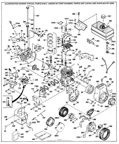 tecumseh governor diagram tecumseh hm80 155288h parts diagram for engine parts list 1