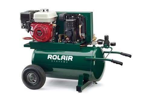 wheeled gas compressors products rolair systems