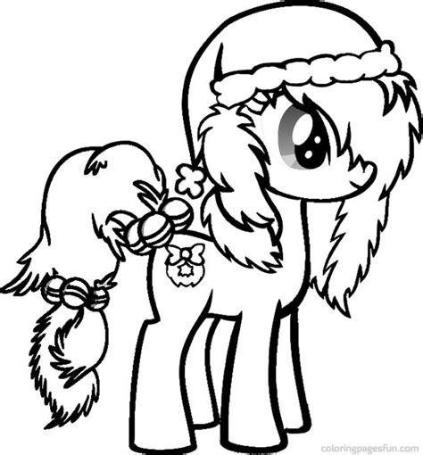 my little pony coloring page az coloring pages
