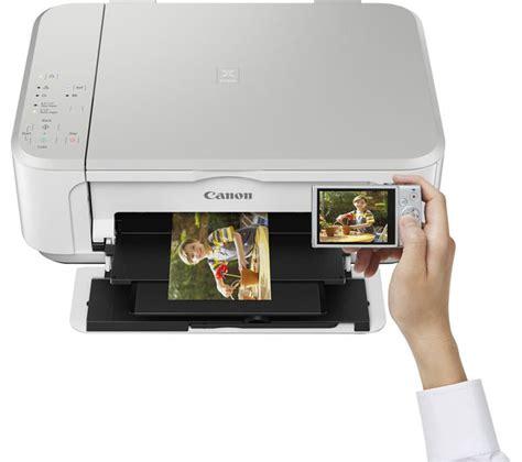 Printer Canon Tri In One buy canon pixma mg3650 all in one wireless inkjet printer pg 540 xl cl 541 black tri