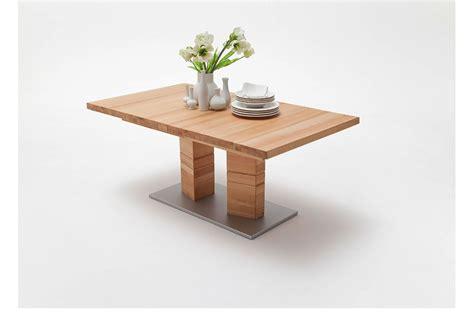 grande table en bois massif 180 270 cm novomeuble