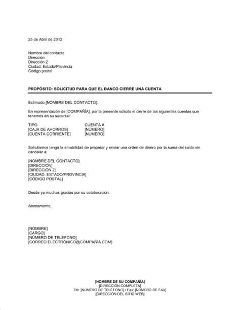 carta de cancelacion cuenta corriente la cuenta corriente cuenta de ahorros newhairstylesformen2014