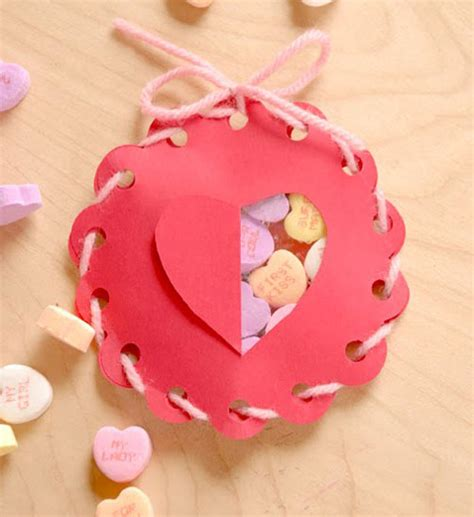 Paper Craft Ideas For Valentines Day - diy gift original ideas box paper