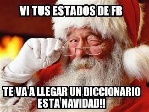 imagenes chistosas de navidad papa noel 17 memes de pap 225 noel para re 237 rte esta navidad humor