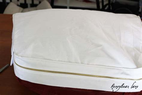 how to sew couch cushions how to make a cushion cover and other slipcover tutorials