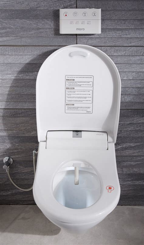 bidet in toilet with built in bidet american standard
