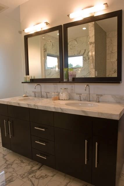 Bathroom Vanity Mirrors Ideas Espresso Bathroom Vanity Design Ideas