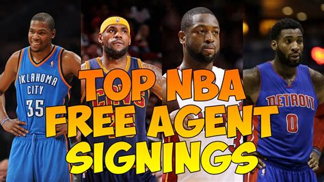 Top Free Agents Mba by Top Nba Free Agents Signings 2016 Top Nba Free Agents