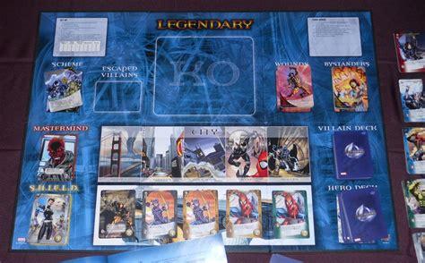 legendary mastermind card template legendary marvel s deck building leaves a