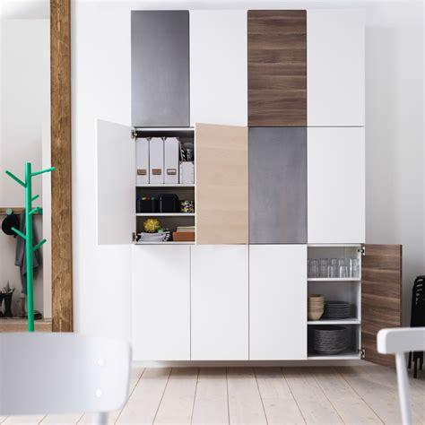 Ikea Metod Arbeitszimmer by Eine Wand Mit Doppelt 252 Rigen Metod K 252 Chenschr 228 Nken Zwei