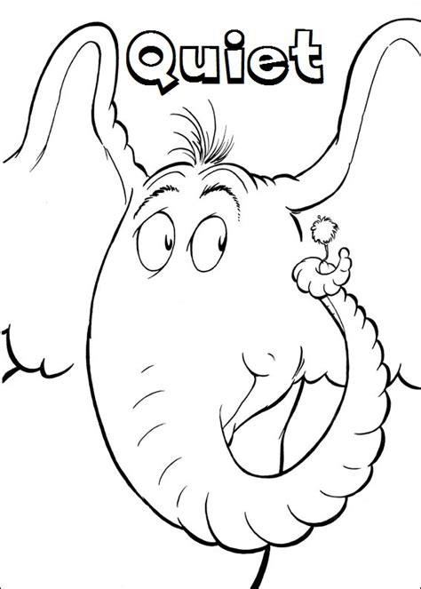 free coloring pages of sneetches