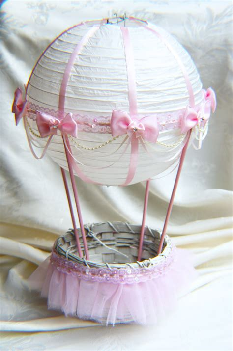 balloon baby shower centerpieces air balloon baby shower table centerpiece ivory and pink