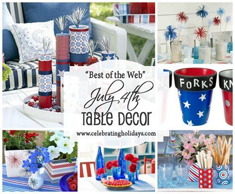 diy july 4th table decor craftbnb