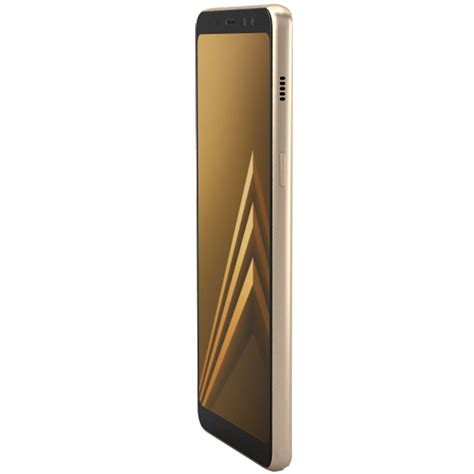 Samsung A8 Ram 4gb Mobile Phones Galaxy A8 2018 Dual Sim 32gb Lte 4g Gold 4gb