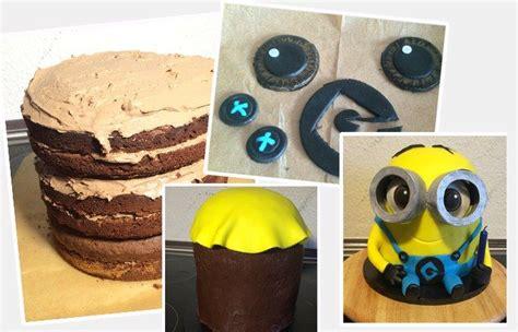 stärke kuchen 220 ber 1 000 ideen zu minion torte auf minion