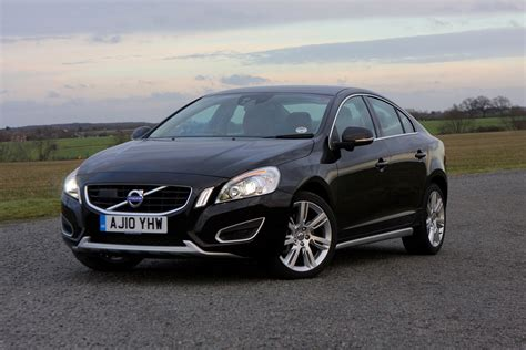 volvo s60 uk volvo s60 saloon review 2010 parkers