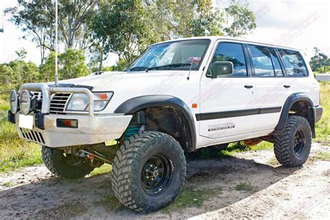 nissan safari lifted nissan patrol gu wagon white 112013 superior customer