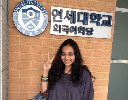 Yonsei Mba Career by It Is A Blessing To Believe Not To Ask