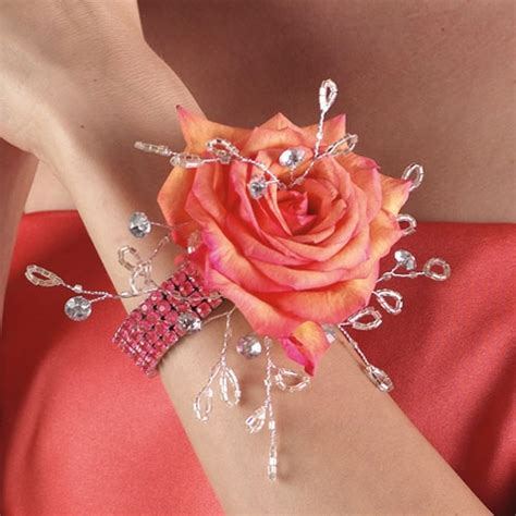 Ball Wrist Corsages and Buttonhole Flowers    Balls