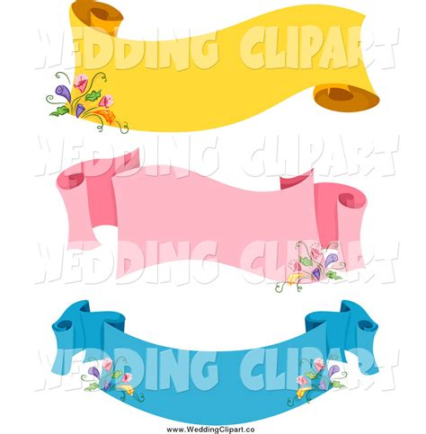 Wedding Banner Clipart by Wedding Banner Clipart Clipart Panda Free Clipart Images