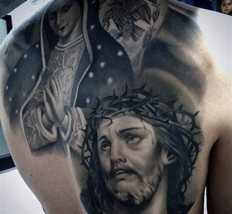 cool religious tattoos 100 christian tattoos for manly spiritual designs