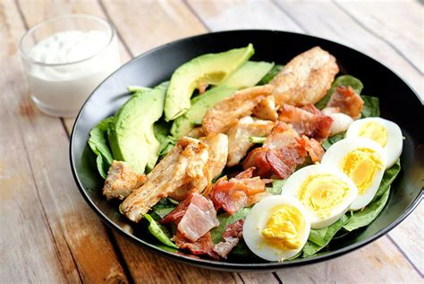 zero carbohydrates recipes the best low carb lunches to go