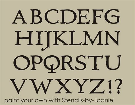 printable primitive letter stencils alphabet stencil primitive country names capital letters 2