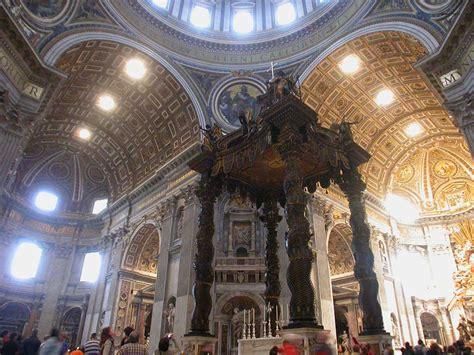 visitare la cupola di san pietro citt 224 vaticano visita alla basilica di san pietro