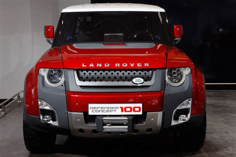 land rover sedan concept land rover defender concept 100 picture 62734