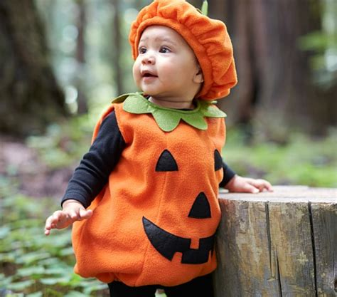 baby pumpkin costume baby pumpkin costume pottery barn